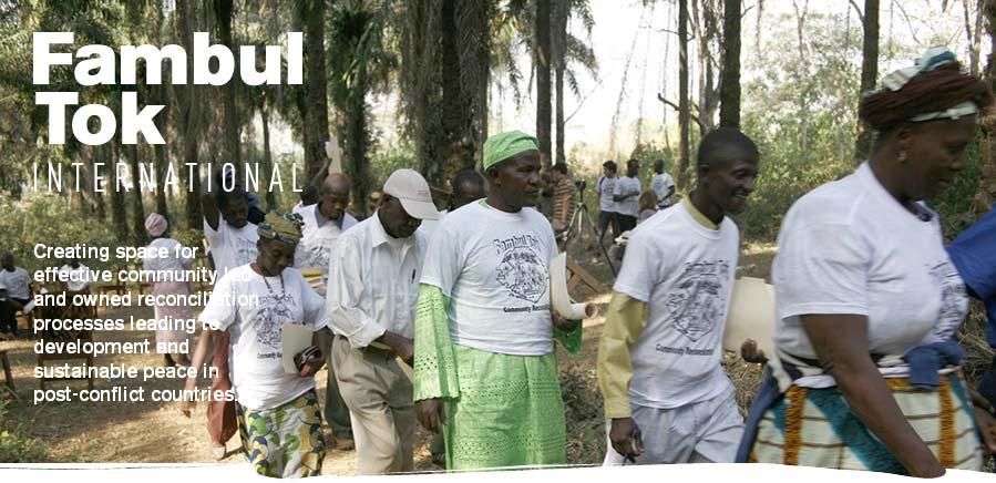 Peacebuilding in Sierra Leone