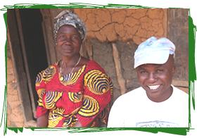 Ndaabu Couple, Sierra Leone